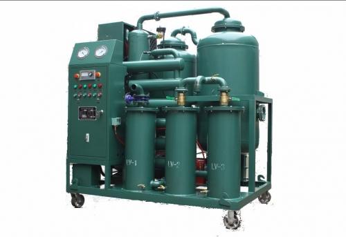 Waste gear oil filter